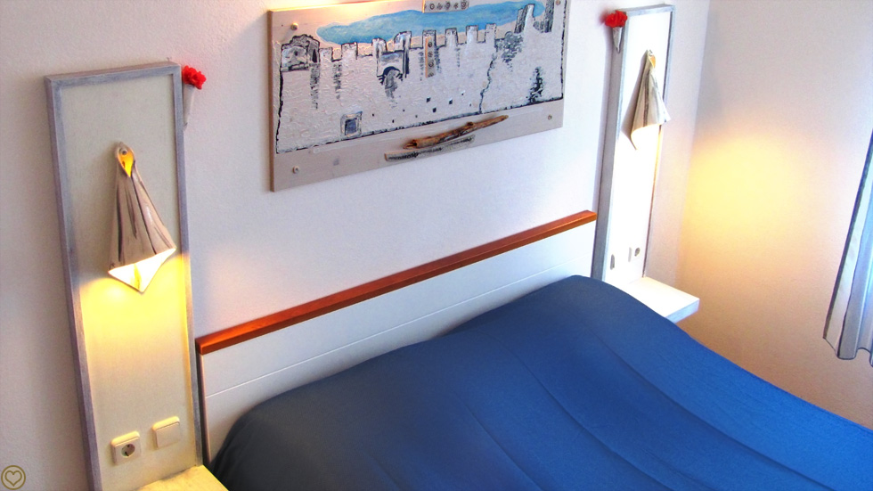Doppel Pape Zimmer