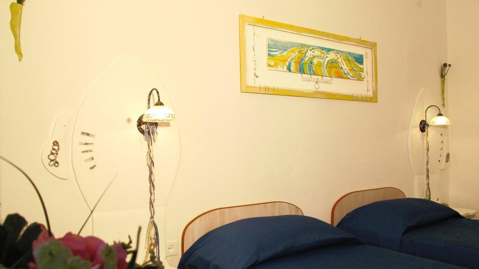 Zimmer Familienunterkunft
