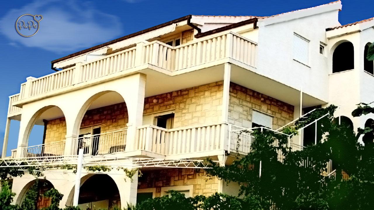 Trogir Ferien Gasthaus PaPe
