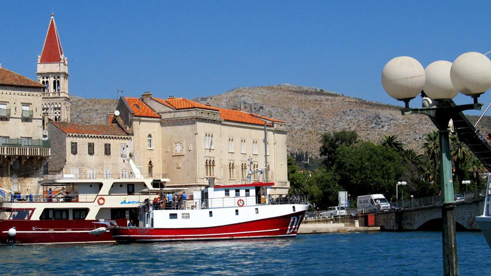 Schiff Trogir