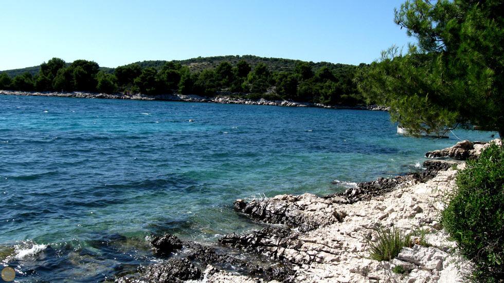 Naturstrand Trogir